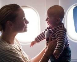 Авиаперелет с младенцем. Как подготовиться