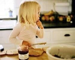 Полезные перекусы для детей