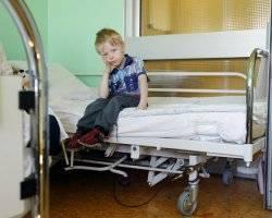 Если ребенок попал в больницу