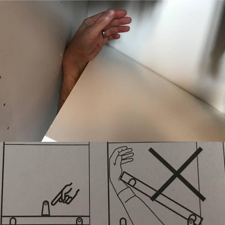 11человек, которые плевать хотели навсе эти ваши инструкции