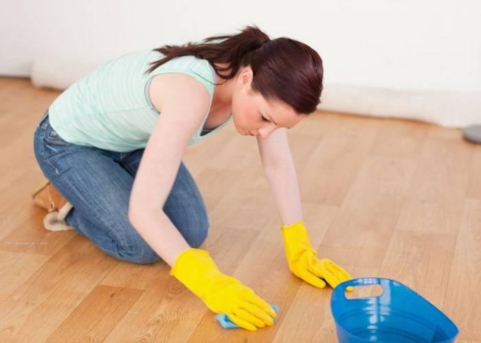 Три простых шага на пути к идеально чистому полу с разными поверхностями