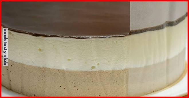 Торт &171;Птичье молоко&187; в домашних условиях