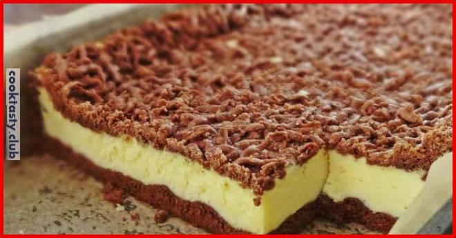 Творожный пирог для настоящих ценителей