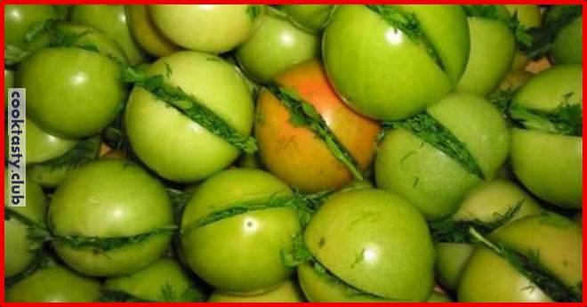 Лечение варикоза зелеными помидорами . Милая Я