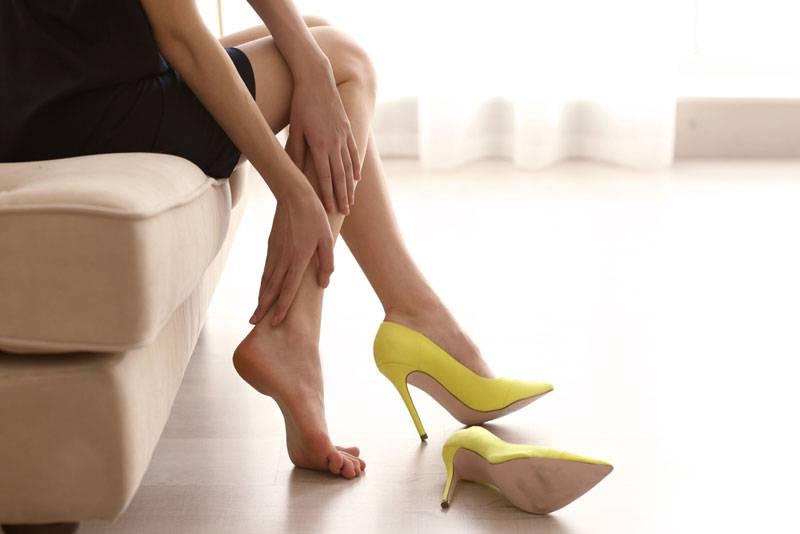 Теперь туфельки не будут жать: таблица размеров обуви в соотношении с длиной стельки