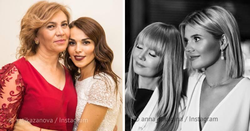 Гляжусь в тебя, как в зеркало: знаменитые мамы и дочери, похожие друг на друга как две капли воды