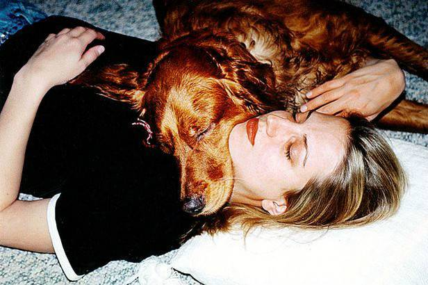 -Моя собака спасла меня от самоубийства-