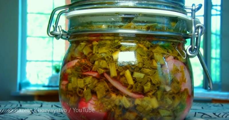 Маринованный редис: необычная закуска, хрустящая и нежная на вкус