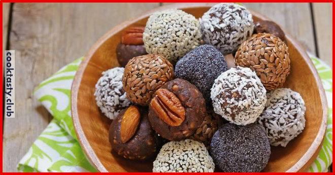 Турецкие, греческие и итальянские сладости: 6 вариантов диетических конфет