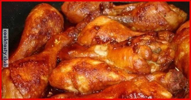 Чудесный способ приготовления куриных ножек