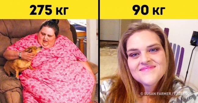 17случаев, когда телешоу помогло людям похудеть
