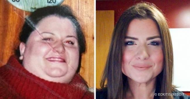 Люди, уставшие отлишнего веса, поделились своими преображениями. Итеперь ихдаже мама родная неузнает