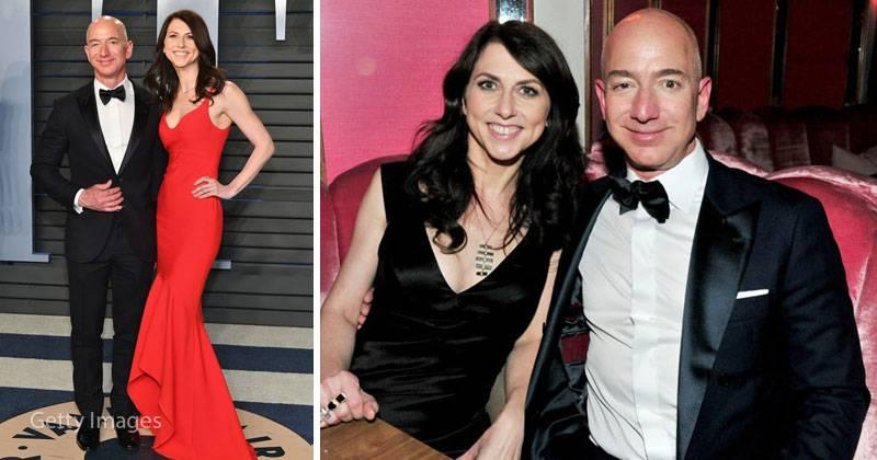 Маккензи Безос: как живет жена самого богатого человека в мире