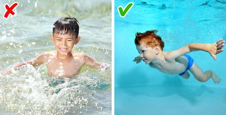9простых советов отпрофессиональных спортсменов, которые помогут научить ребенка плавать
