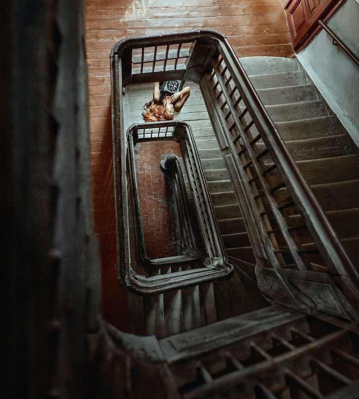 Фотограф проникает всамую глубину души иобнажает потаенные чувства каждой женщины