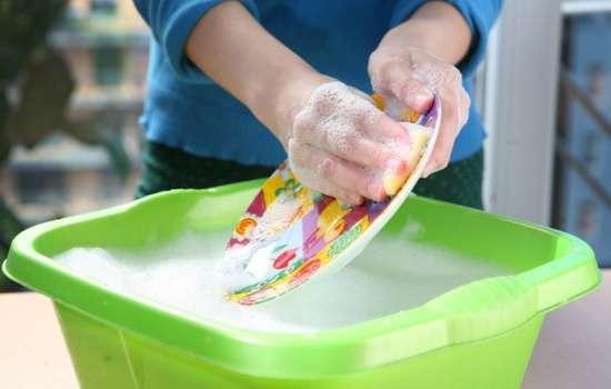 Лучшие средства для мытья посуды. Рейтинг самых эффективных и качественных продуктов