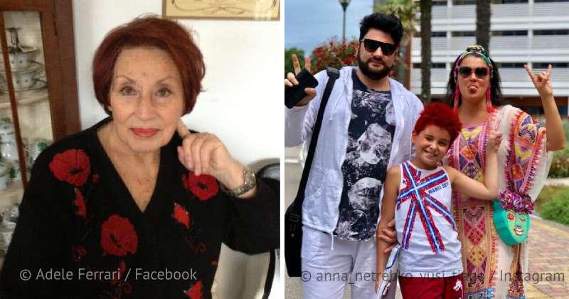 33 года разницы и европейское гражданство: кем является первая фиктивная супруга мужа Анны Нетребко