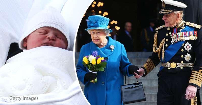 Почему Елизавета II отсутствовала на крестинах принца Луи