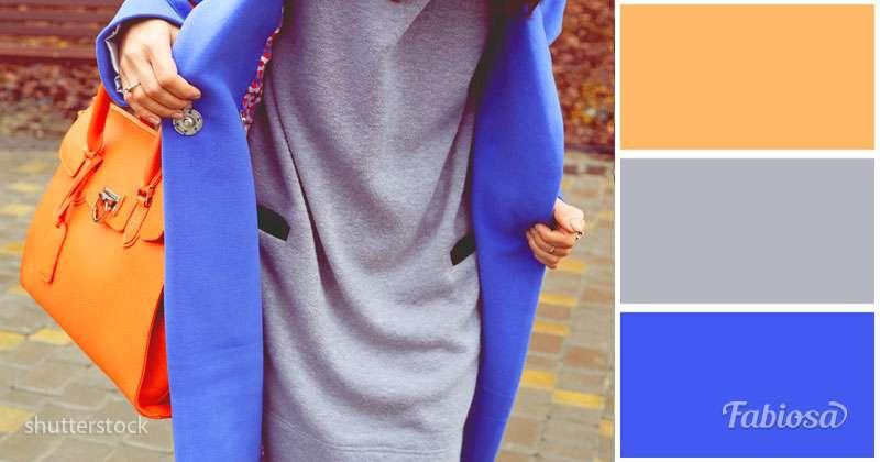 7 сочетаний цветов в одежде для создания модного образа