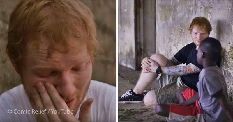 Бездомного мальчика насиловали, грабили и били. Затем всемирно известный певец взял его под свое крыло