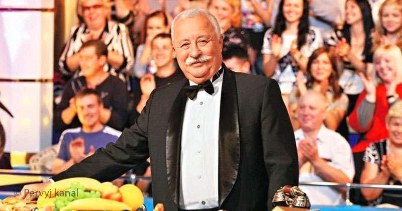 -Ещё ого-го!- 72-летний Леонид Якубович восхитил поклонников голым торсом