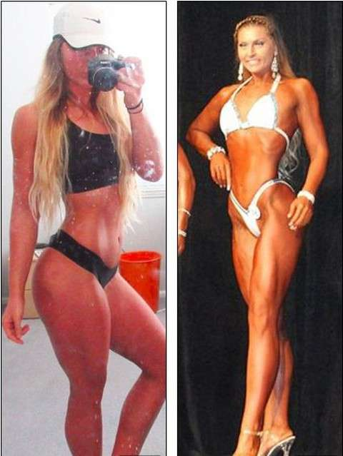 Девушка, которую дразнили за лишний вес, взяла себя в руки и стала бикини-моделью