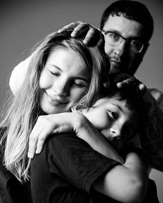 Анна Цуканова-Котт впервые показала маленькую дочку