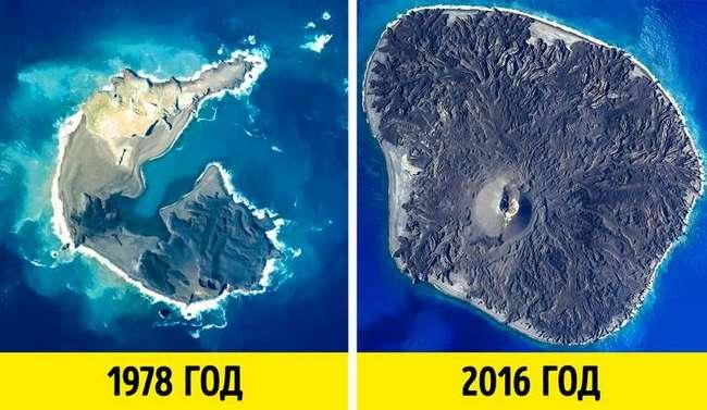 16-новорожденных- островов, которые наглядно доказывают, что наша планета постоянно меняется