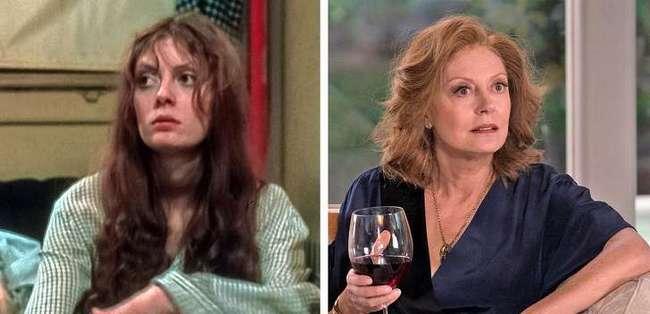 17известных актрис, которых сложно узнать вихпервых фильмах (Оказывается, Хелен Миррен— горячая штучка)