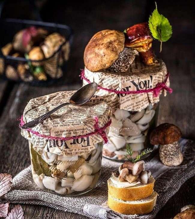 Домашние заготовки: маринуем грибочки на зиму