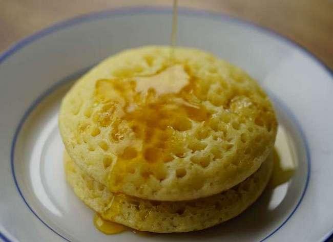 Блины, которые нужно жарить только с одной стороны: Восточный завтрак, который ещё никого не оставил равнодушным