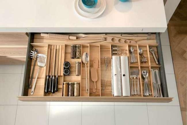 Простые и удобные системы хранения вещей, благодаря которым всё всегда под рукой