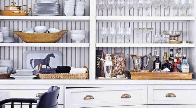 Простые идеи хранения, которые помогут даже на крошечной кухне