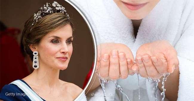 Природная красота: папарацци сфотографировали королеву Летисию без макияжа