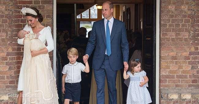 Почему принц Джордж должен будет кланяться королеве, а принцесса Шарлотта — нет