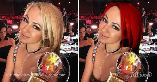 Как бы выглядели знаменитости с другим цветом волос