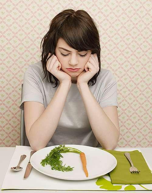 Интуитивное питание: моё тело хочет объесться и растолстеть
