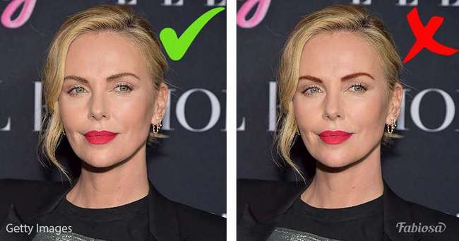 Как подобрать цвет бровей в зависимости от цвета волос (на примерах актрис)