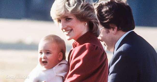 Веселая тактика: как принцесса Диана справлялась с непослушанием маленького принца Уильяма