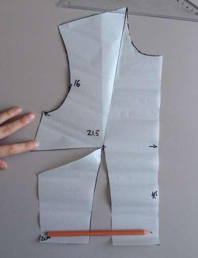 Платье будет сидеть идеально! Выкройка своими руками – без расчетов и формул