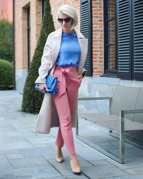 Как выбрать летние брюки по типу фигуры