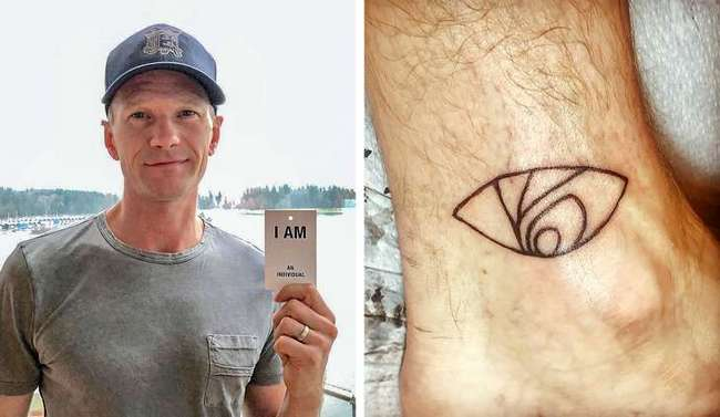 12актеров, которые сделали татуировки напамять окартинах, вкоторых снимались