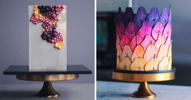 Российские кондитеры создают торты, которые покоряют весь мир своей элегантностью