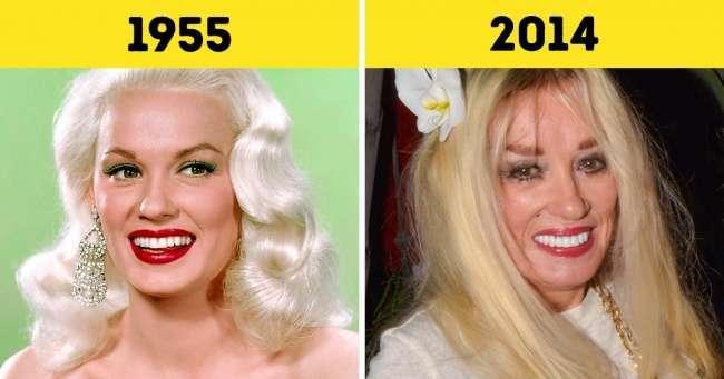 16звезд, которые несобираются стареть. Иправильно делают