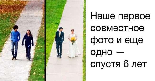 15фото, доказывающих, что унастоящей любви нет срока годности