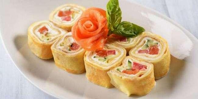 15 способов, как красиво завернуть и аппетитно подать блинчики