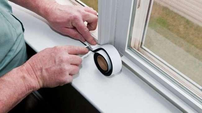 Готовим сани летом: Как утеплить пластиковое окно своими руками