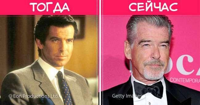Шпион навсегда: как сейчас выглядят актёры, сыгравшие Джеймса Бонда
