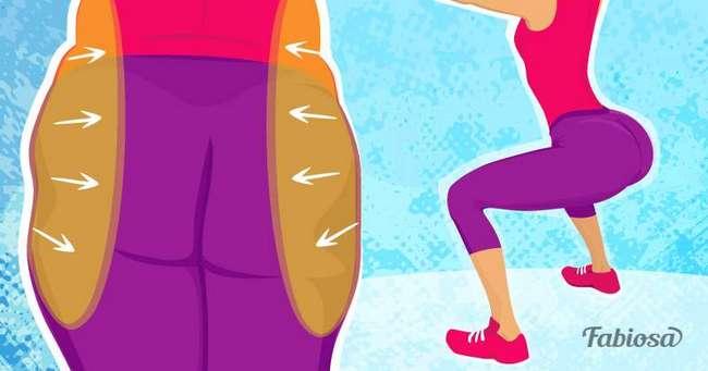 7 веских причин делать приседания регулярно
