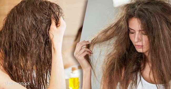 Почему эксперты не оставляют свои волосы влажными и как они сушат их феном